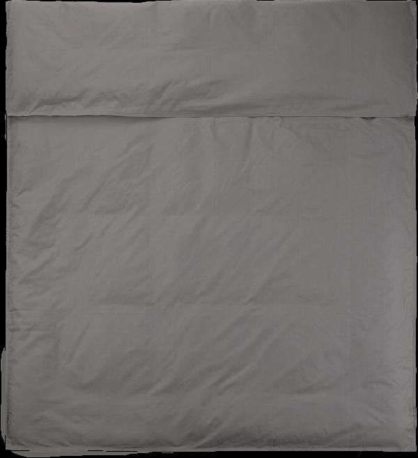 NOORA Deckenbezug 200x200 grey