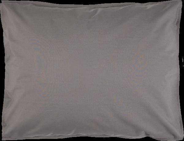 NOORA Kissenbezug 80x80 grey