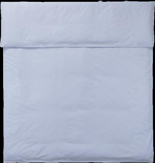 NOORA Deckenbezug 155x220 light blue