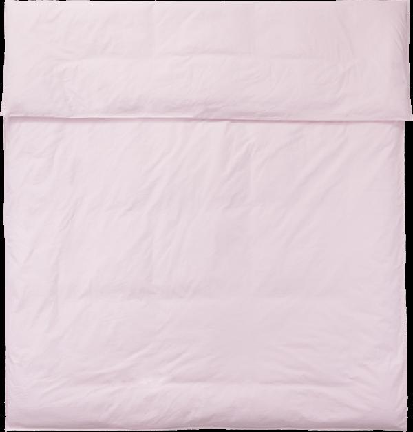 NOORA Deckenbezug 155x220 rose