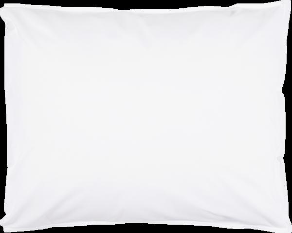 NOORA Kissenbezug 80x80 white