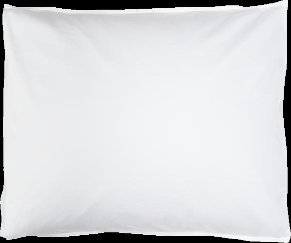 SAARA Kissenbezug 80x80 white