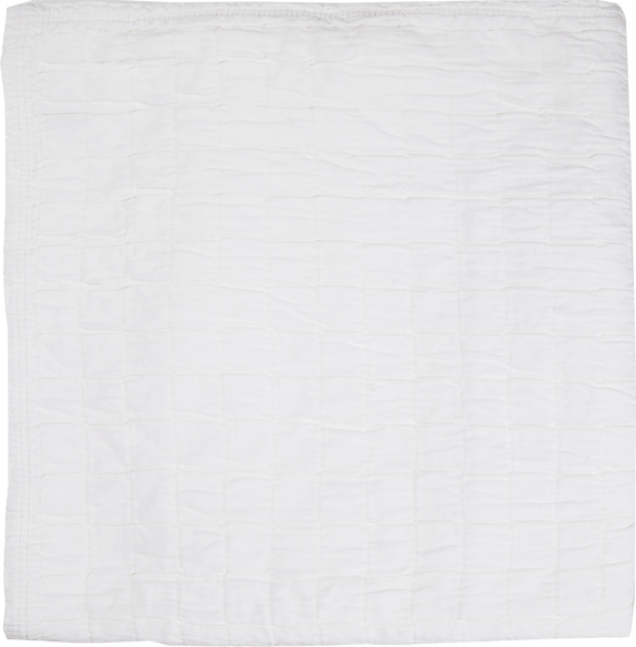 AAVA Tagesdecke 260x260 white