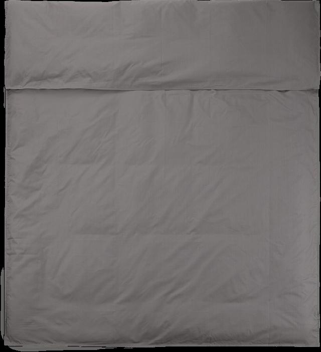 NOORA Deckenbezug 220x220 grey