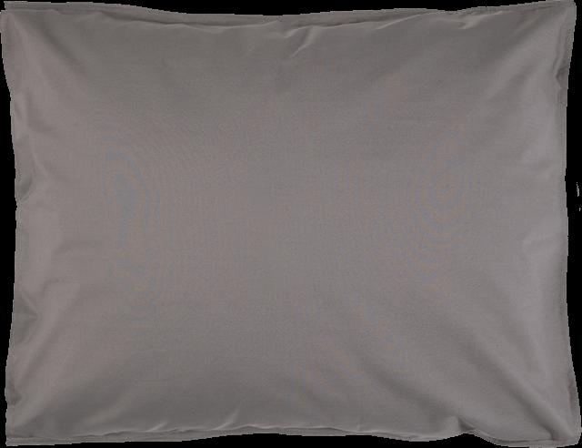 NOORA Kissenbezug 40x80 grey