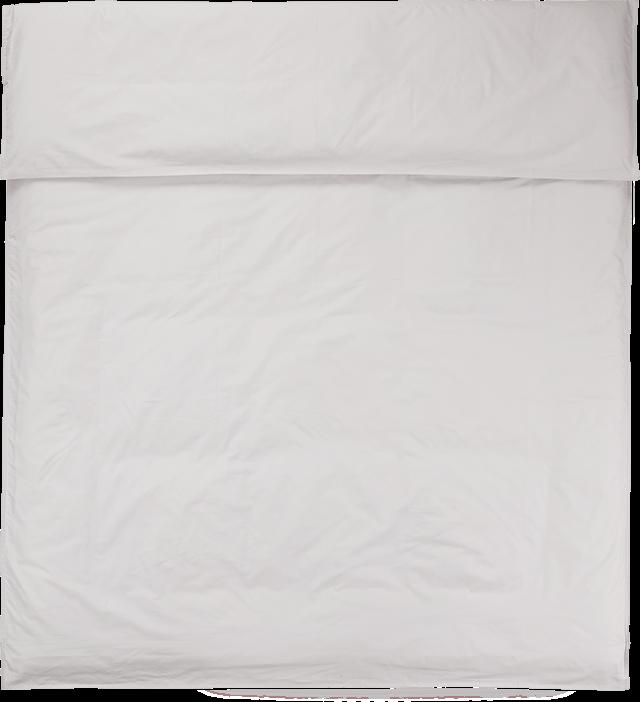 NOORA Deckenbezug 155x220 pearl grey