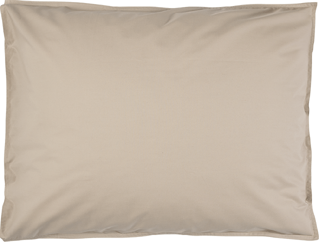 NOORA Kissenbezug 40x80 sand