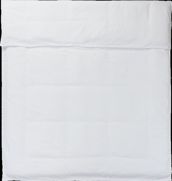 NOORA Deckenbezug 200x200 white