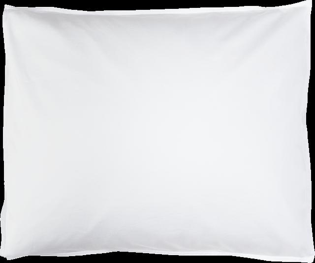 SAARA Kissenbezug 40x80 white