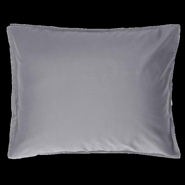 SAARA Kissenbezug 40x80 deep grey